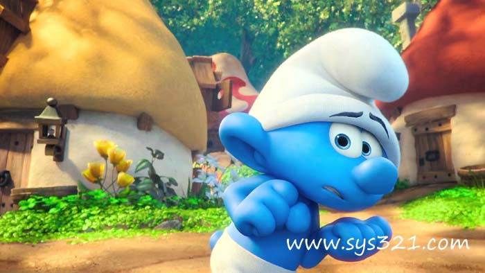 2017美国经典人物动画《蓝精灵3:失落的村庄》1080P中文字幕